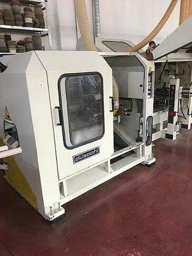 Used Duspohl Wrapping Machine