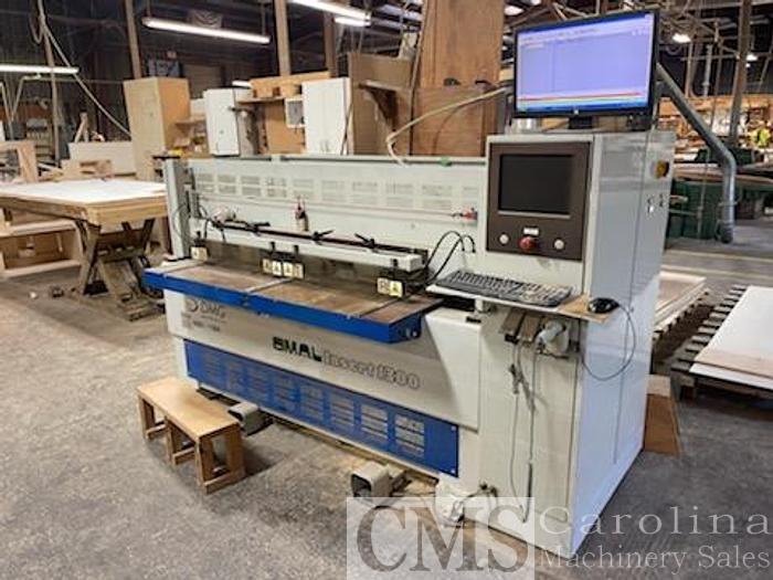 Used 2008 OMAL HBD 1300