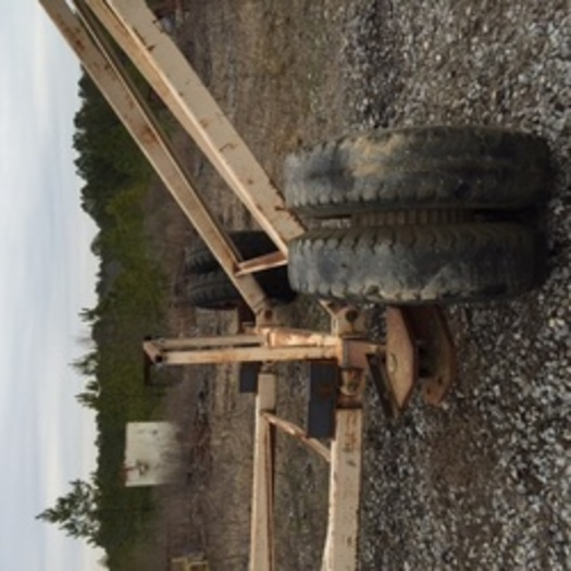 1988 CUSTOM BUILT 36 X 80 Conveyor