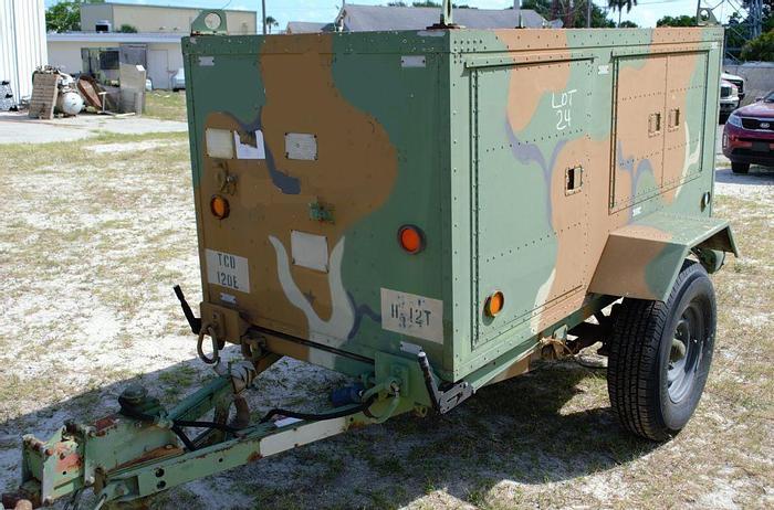 Used 1984 US Army TCD-120E