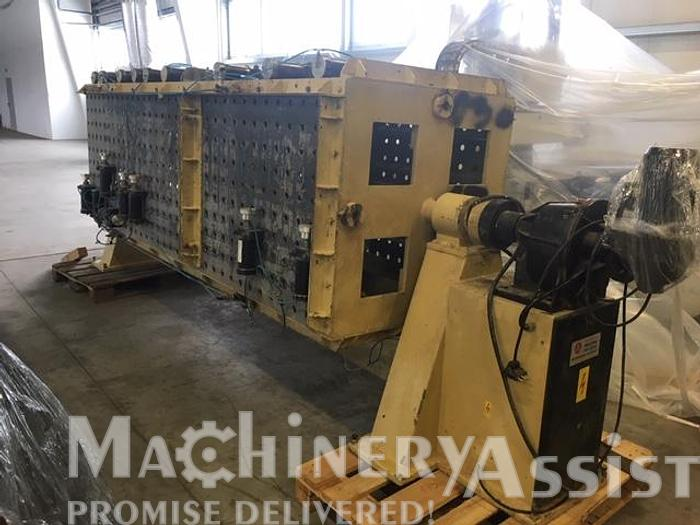 Used Rotating 4-sides pneumatic press
