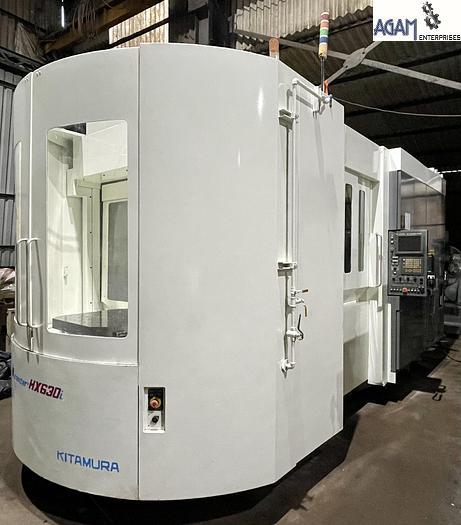 Used Kitamura MyCenter HX630i Horizontal Machining Center