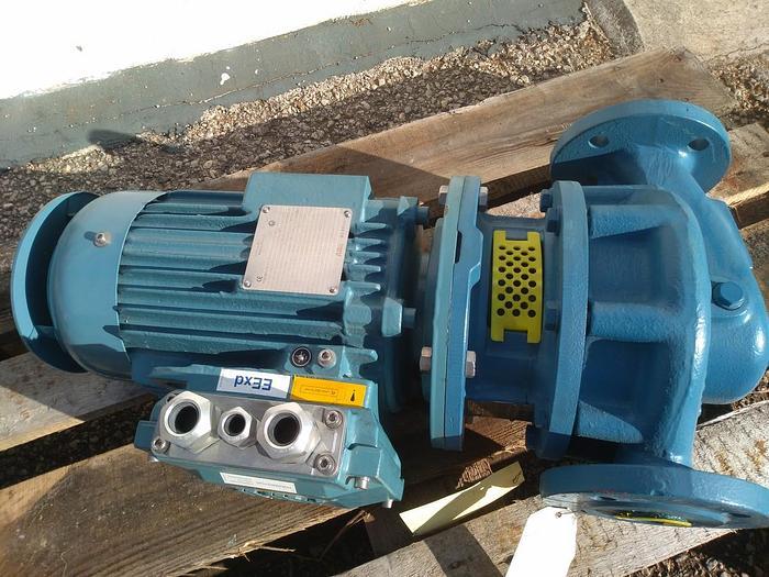 Ex geschützte Pumpe ZLIC 050160, Sihi, max.38m hoch u 35m³/h, neu