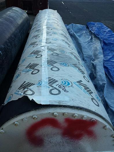 """Used SUCTION COUCH ROLL 37"""" (939MM) DIA. x 157"""" (3987MM) RECONDITIONED BELOIT"""