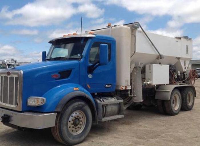 2015 Peterbilt 567 Volumetric Concrete Truck