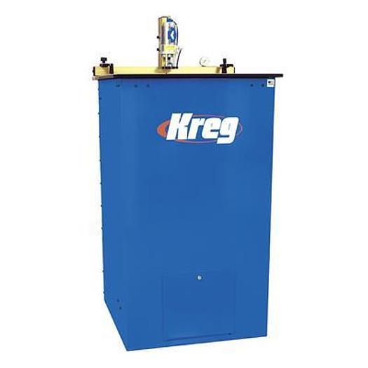Kreg, Single-Spindle Pneumatic Pocket-Hole Machine