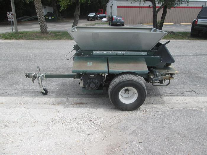 Used Turfco Widespin 1540 EC Top Dresser