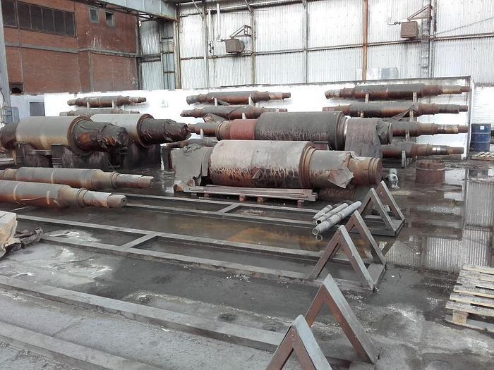 1600mm Aluminum 4-Hi Breakdown Cold Rolling Mill: RM-437