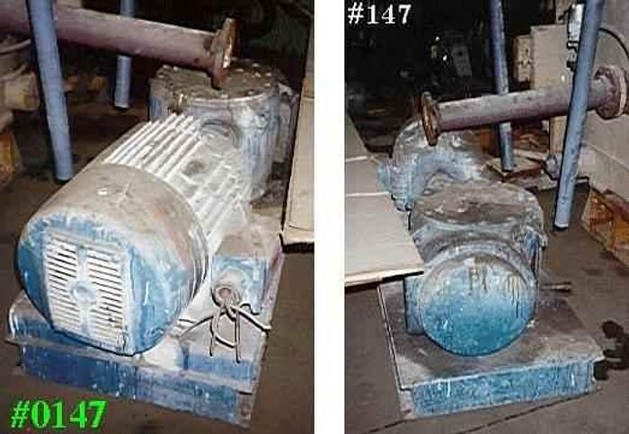 Used 40 HP LIGHTNIN DRIVE 2 SPEED 125/85 RPM – XP – #147