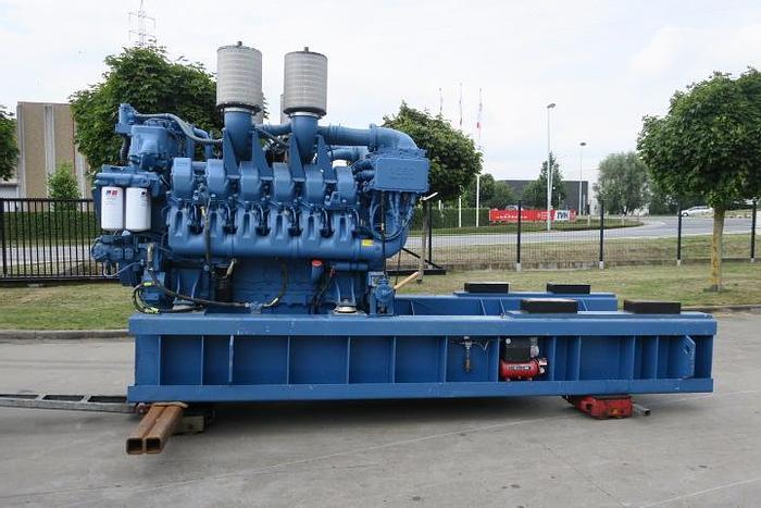 Used 2005 MTU 12V4000