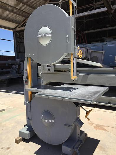 """Used 36"""" TANNEWITZ Model G3SE Vertical Band Saw"""