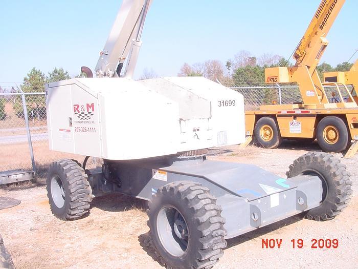 2002 TEREX TB-42