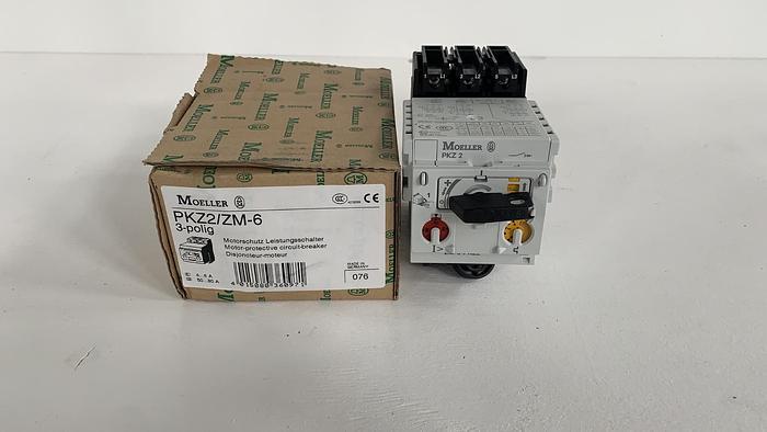 Moeller PKZ2/ZM-6