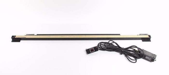 Used Heidenhain Lida 47 Linear Encoder & Scale Tape ML & 440 TTLx50 (4329)