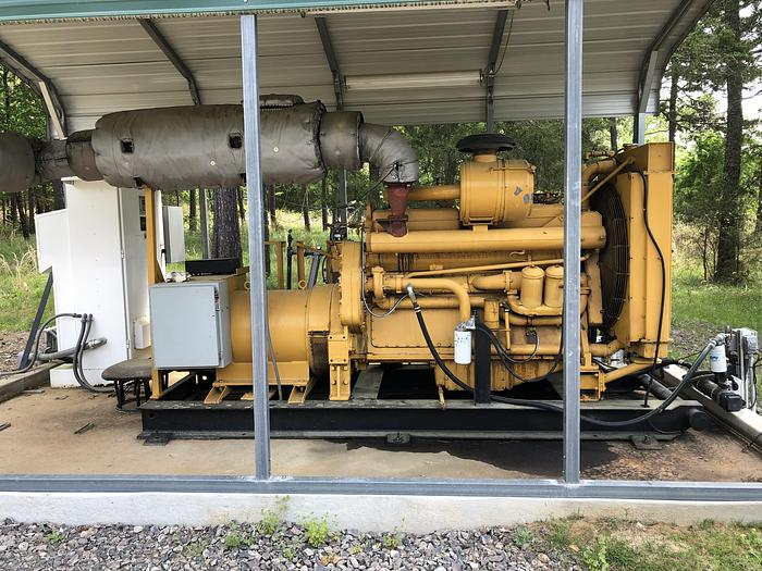 Used Caterpillar G353 SI NAHC Natural Gas Engine