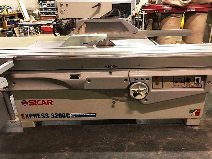 Used SICAR EXPRESS 3200 C - 2005