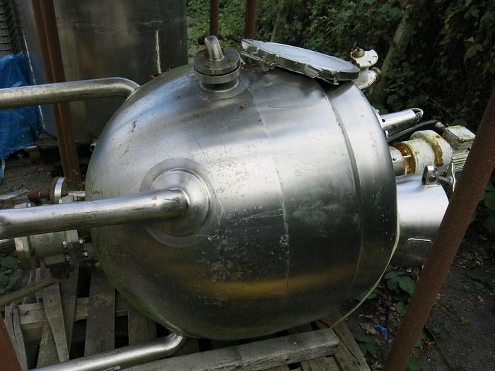 FAIRFIELD DALTON 200l COOKING VESSEL