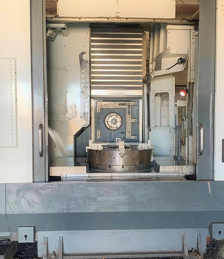 2014 Haas EC1600 Horizontal Machining Center