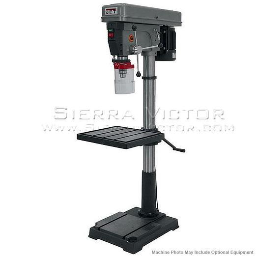 JET J-2550 Floor Model Drill Press 115V 1Ph 354402