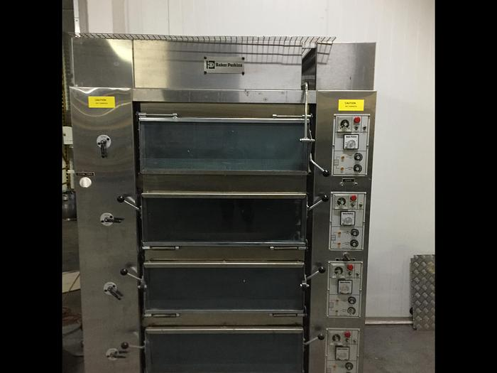 Used BAKER PERKINS Rotel Bakery