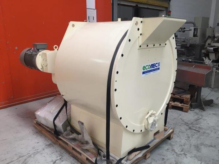 Used Klebert 1000 kgs universal conche refiner