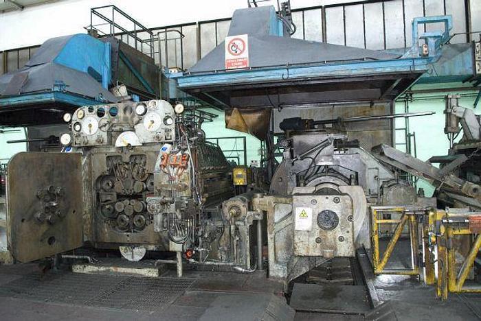 "Used 49"" Sendzimir 20-Hi Reversing Cold Rolling Mill: RM-423"