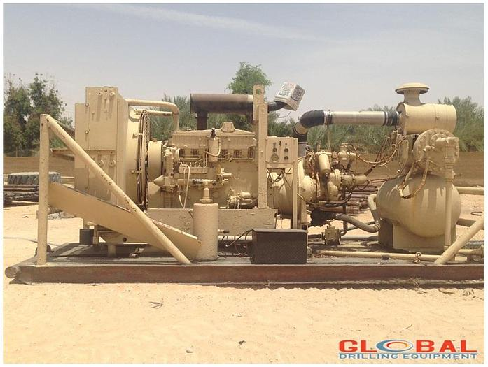 Used Item 0316 : Sullair 900XHA Rotary Air Compressor
