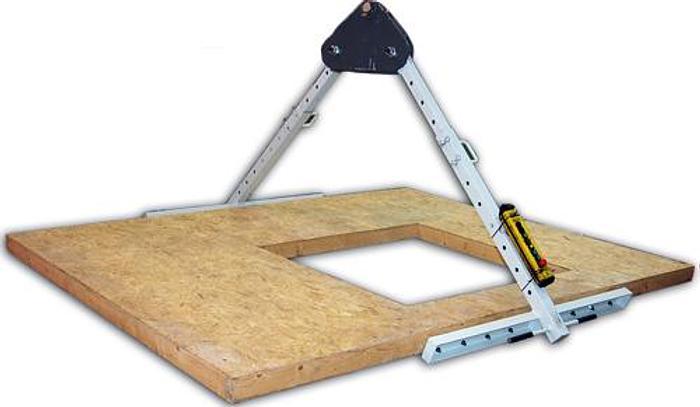 MBA Timber Frame Panel Lift
