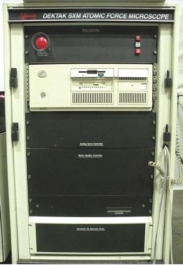 "Used Veeco  Dektak SXM Atomic Force Microscope, Equipe Robots, 8"" Wafer Chuck"