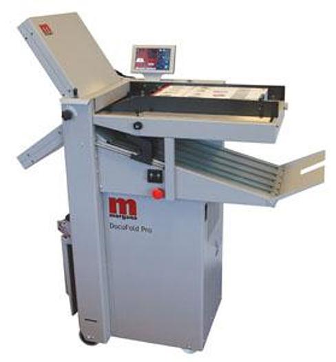 Morgana DocuFold Pro Paper Folding Machine