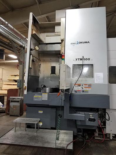 2008 Okuma VTM 100
