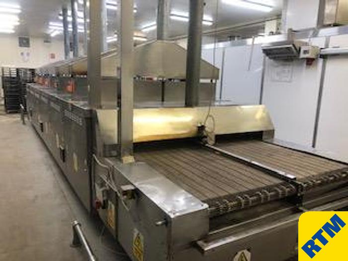 Used TRAVELLING / TUNNEL OVEN
