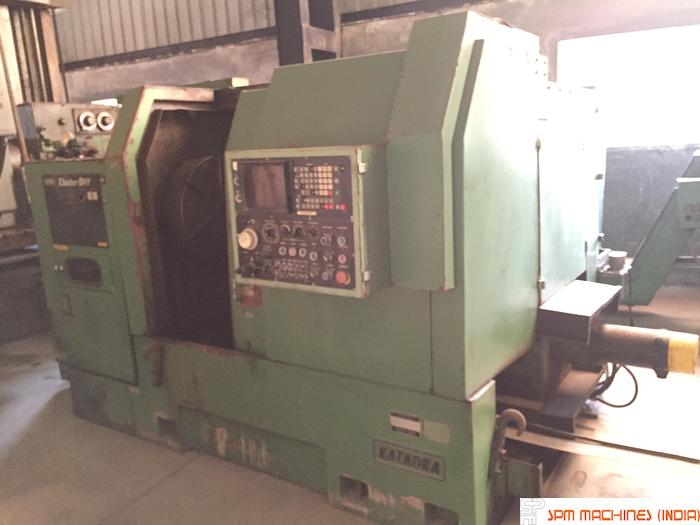 Used Kataoka CNC Chucker - 1990