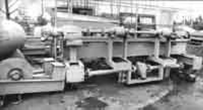 Używane Zestaw urządzeń do mechanicznej obróbki odpadów