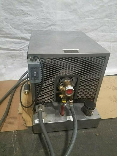 Used Pillar Cycle-Dyne Industrial Process Water Chiller Model# PP1607-135