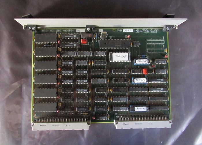 Used IVS 0001-00055-01 REV. A PCB / Interface card from IVS 220 CD SEM (3590)