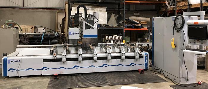 Homag BAZ211 Venture 20 CNC