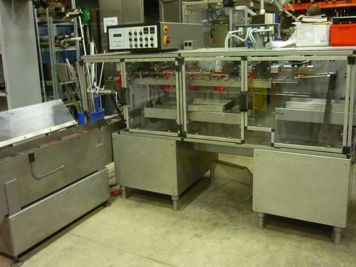 Used 1999 Bossar B2500/PMP