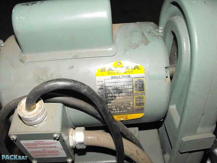 Stokes Used Microvac Pump, Model 146-13 Rated@30 CFM