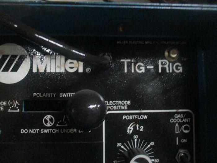 Miller GOLD STAR 400SS