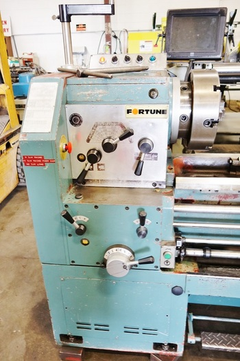 """Victor Fortune 20"""" x 100"""" Heavy Duty Gap Bed Engine Lathe S201000G"""