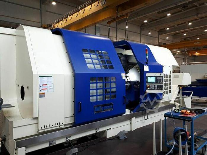 Gebraucht 2020 MMT germany SS SA SB Serie CNC Schrägbett Hohlspindeldrehmaschinen