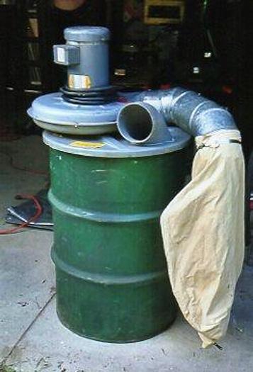 Used Cincinnati Fan Dust Collector