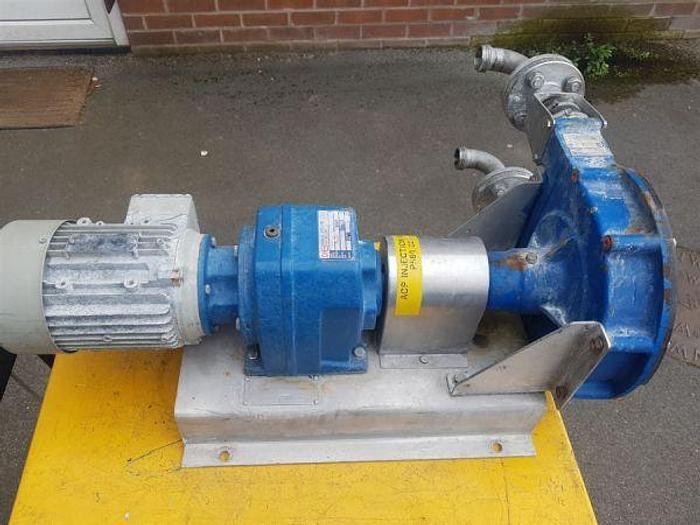 Used BREDEL SP15 Peristaltic Pump