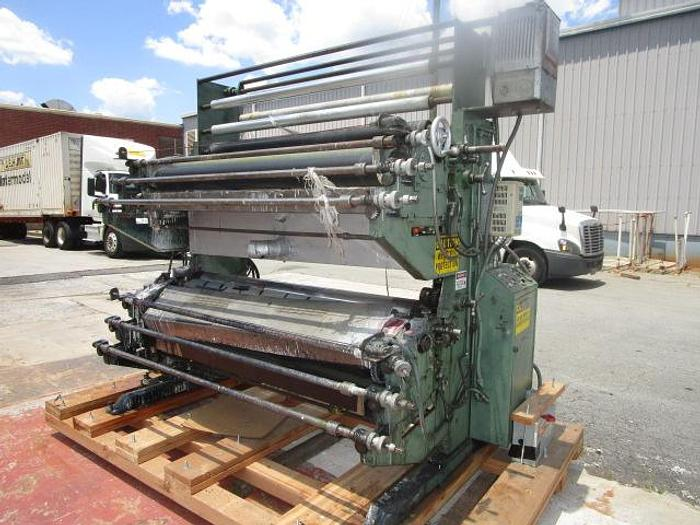 """Used Used 66"""" CTS 2 color in line stack press with dancer"""
