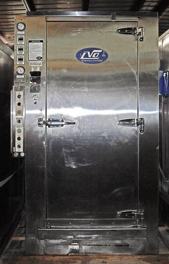 Used USED LVO ELECTRIC PAN AND RACK WASHER, MODEL RW1548E