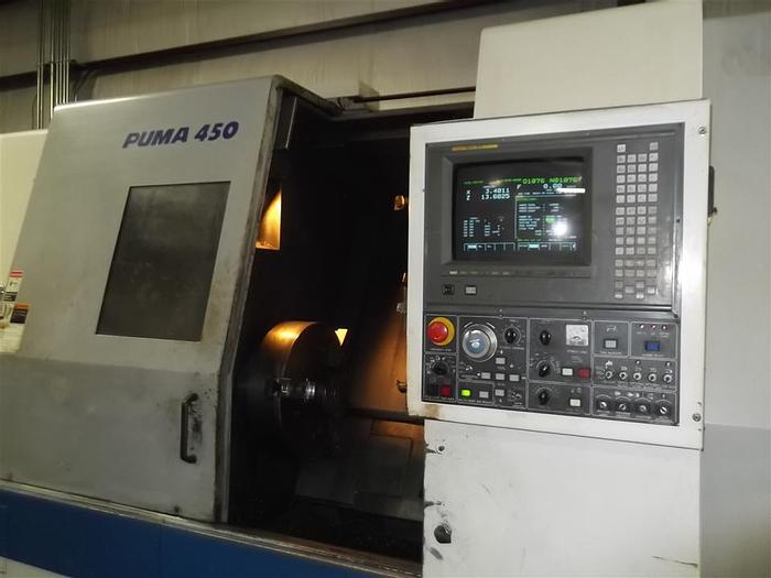 Used 1997 Doosan/Daewoo Puma 450