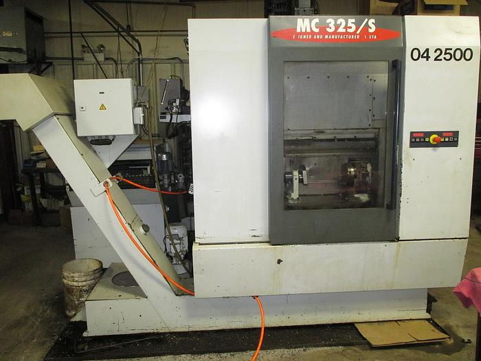 1999 Chiron / Stama MC-325/S Twin Pallet - Twin 4th Axis Rotary Tables