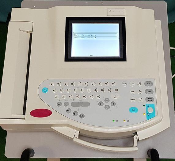 Gebraucht GE MAC 1200 ST System für Ruhe und Belastungs EKGs