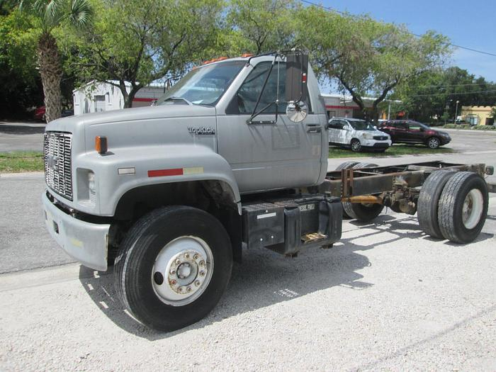 1995 GMC Topkick Cab And Chassis